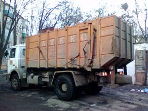 Вывоз и утилизация мусора и отходов