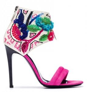 Модная Женская Обувь Весна 2014 Фото