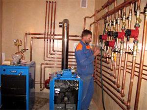 Теплопутьрф - монтаж систем газового отопления