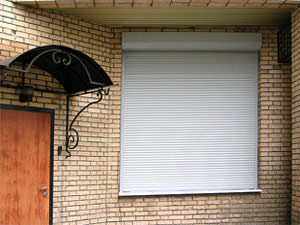 Ролеты для защиты дома в компании gorizontcomua