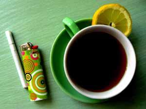 Кофе и сигареты приносят пользу?
