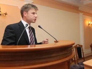 В Одесской области новый руководитель