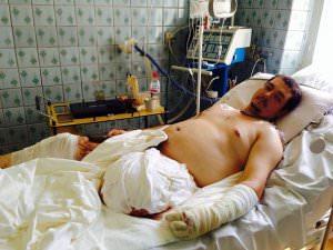Военные медики в Одессе спасают жизни солдат