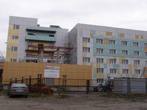 В Одессе достроят детскую поликлинику