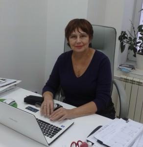 Лариса Нифонтова