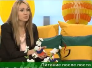 нутрициолог Екатерина Диды