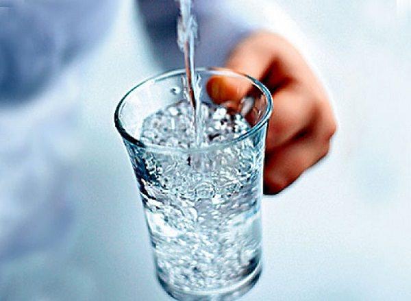 питьевая вода из под крана