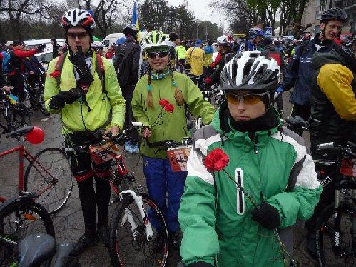 детское велоралли в Одессе