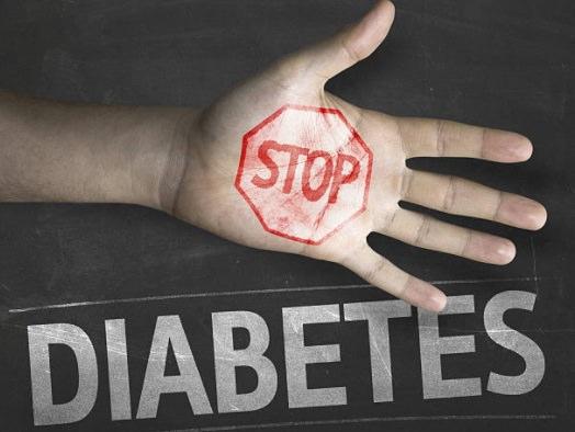 Стоп диабет.