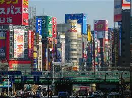 Радиационный фон в Японии