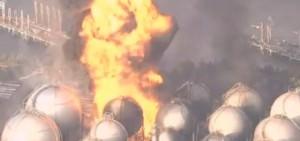 В Японии взорвался ядерный Реактор, АЭС Фукусимо 1 - сочит Радиацию, видео взрыва