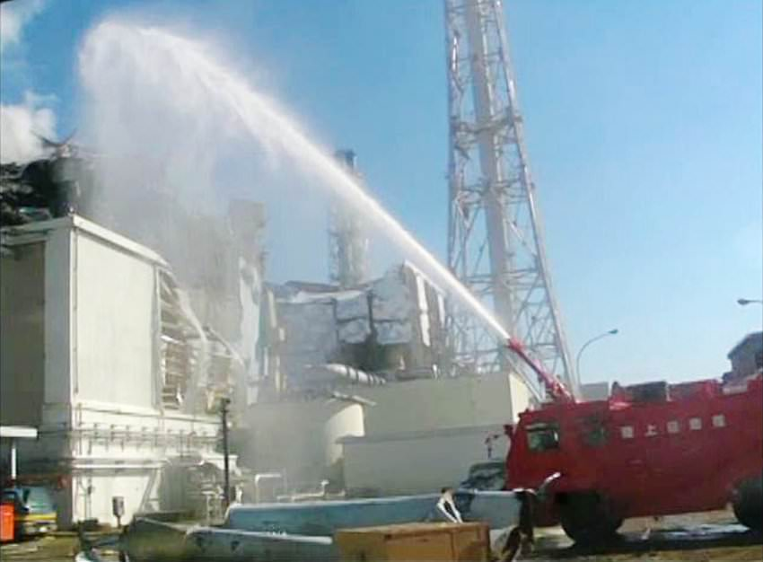 20 марта, последние новости из Японии, АЭС