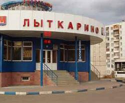 Медведев в Лыткарино