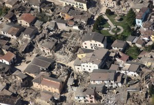 Землетрясение на юге Испании