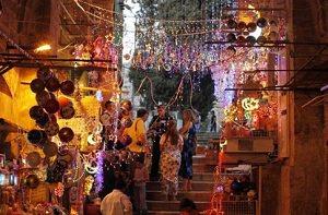 Мусульмане празднуют Рамадан 2011
