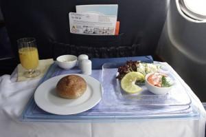 Специальное осеннее меню на борту самолетов «Аэрофлот»