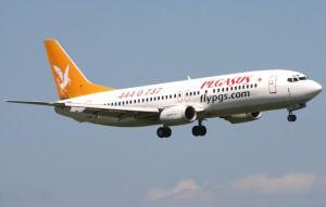 Бюджетная авиакомпания Pegasus Airlines открывает рейс Стамбул - Донецк