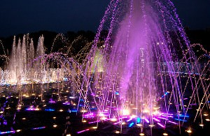 Крупнейший светомузыкальный фонтан Европы построен в … Виннице