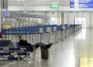 Авиаперевозки в Греции временно отменены