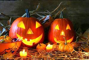 Древняя традиция Хэллоуина на современный лад