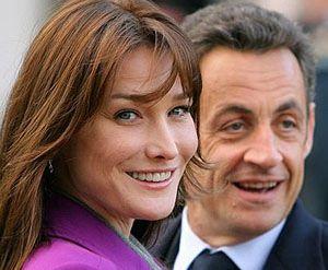 Карла Бруни родила президенту Франции наследника