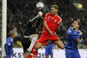 Сборная России вышла в финал Евро-2012