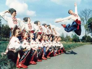 Этнический фестиваль в Одессе