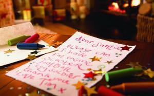 Веселые письма Санта Клаусу