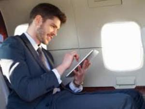 Самолеты будут обеспечивать подключение Интернет