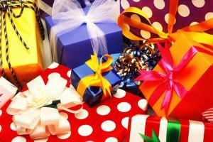 Традиции дарения подарков разных странах