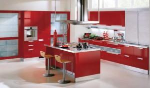 Новаторский стиль кухонной мебели