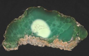 Какой он – камень хризопраз?