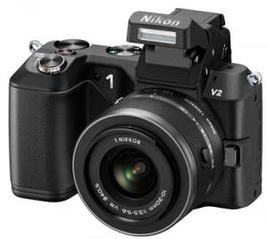 Новый фотоаппарат от бренда Nikon