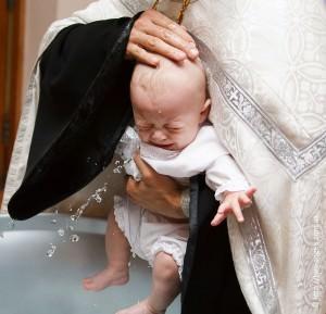 Таинство крещения: основные моменты