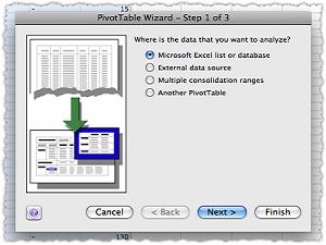 Pivot-table - сводные таблицы