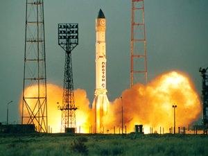 На Байконуре готовятся к запуску ракеты