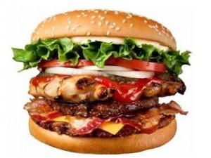 Доставка бургер кинг на fastfood