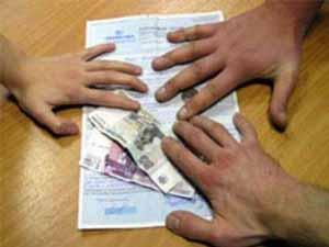 Страховые выплаты при наступлении ДТП