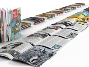 Большая часть научных журналов печатает