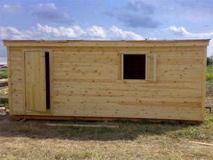Экологичные деревянные бытовки на eco-bitovkaru
