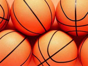 Баскетбольные мячи можно заказать через сайт