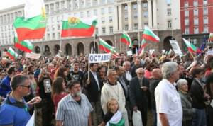 В Болгарии зреет революция