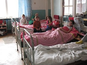 Одесские дети массово страдают от отравлений