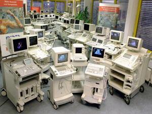 Семья подарила больнице оборудование