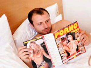 Связь порнографии с объемом мозга