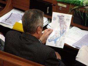 Одесские пенсионеры изучают анатомию и медицину