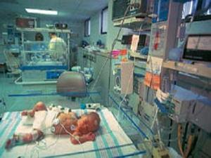 В Одессе - отделение реанимации младенцев