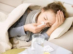 Зимой ожидается циркуляция трех видов гриппа