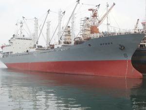 Дрейфовавшее у берегов Одессы судно безопасно