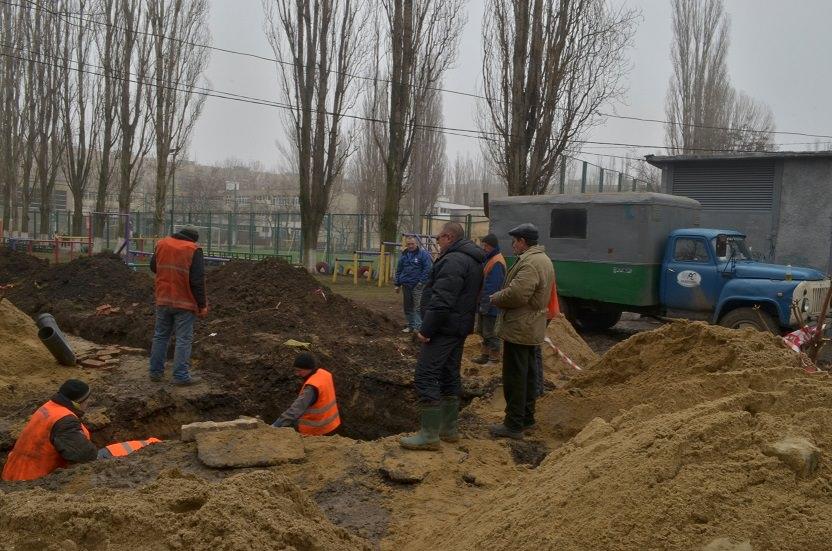 замена mhe, в Одессе